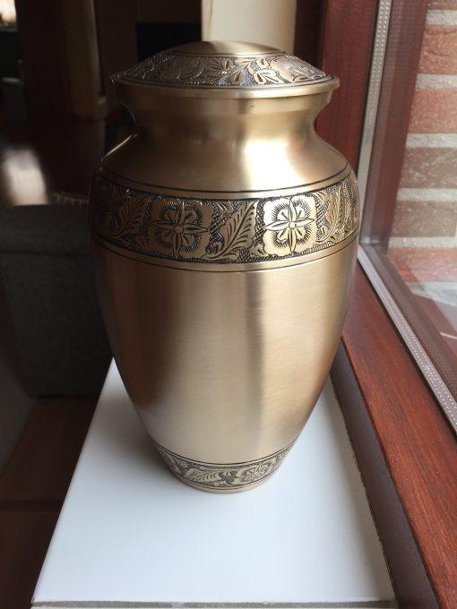 Goedkope urn gouden