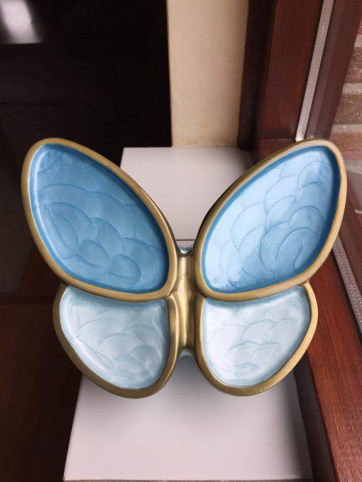 Goedkope urn vlinder