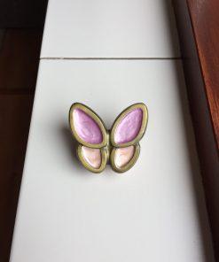 Kleine urn vlinder