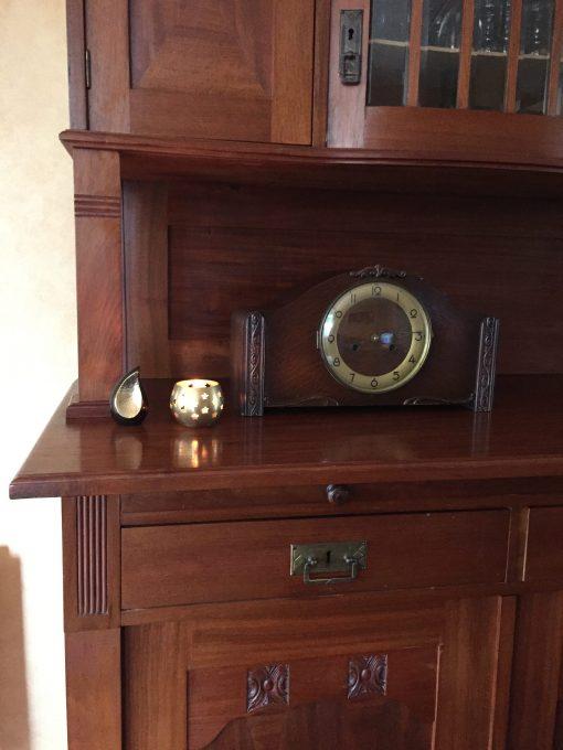 Mini urn traan thuis