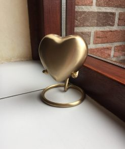 Urn hartvorm