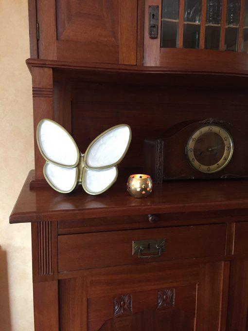 Urn vlinder goedkoop staand